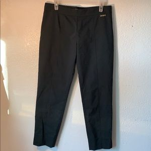Tory Burch Forest Green pants size 8